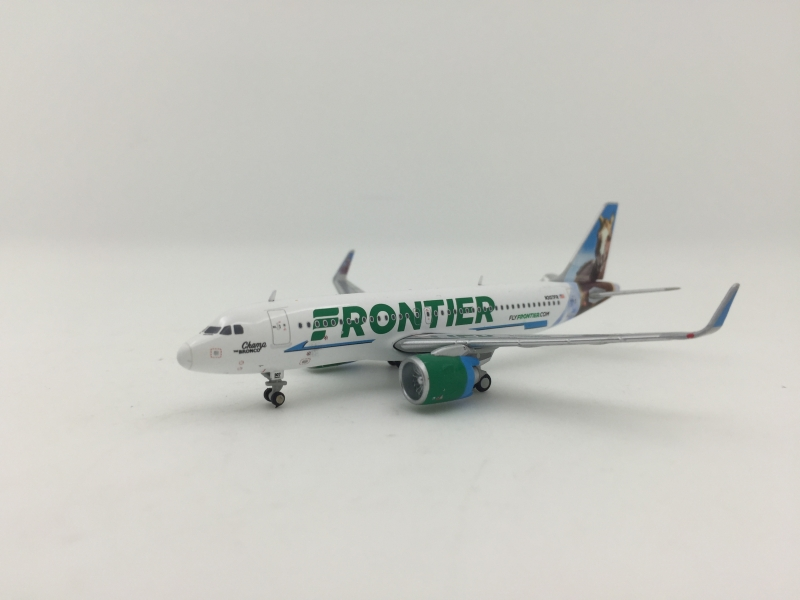 1:400 Frontier Airlines A32 ...