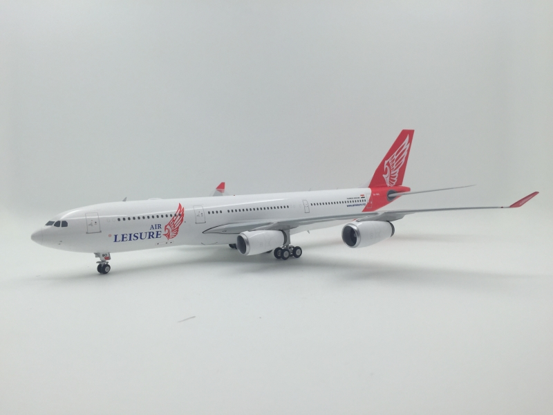 1:200 Air Leisure Erypt A340-200