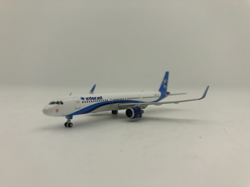 1:400 Interjet A321