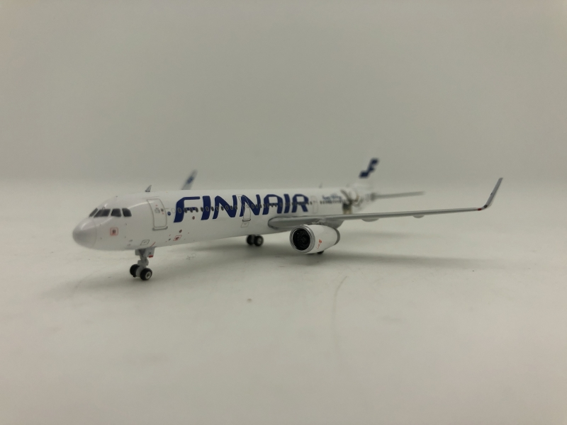 1:400 Finnair A321 (Christmas Deer Lively)