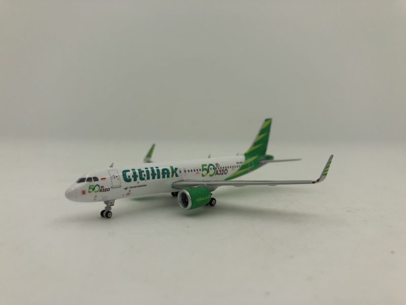 1:400 Citilink A320 neo (50thA320 Lively)