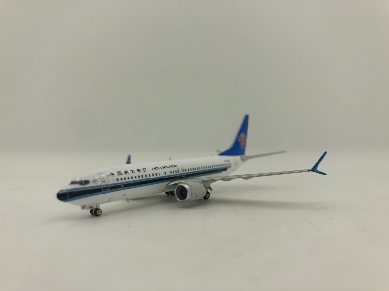 1:400 China Southern Airlines B737-8 Max