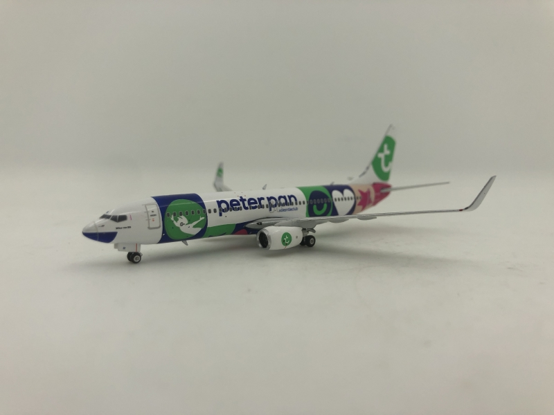 1:400 Transavia Airlines B737-800 (Peter Pan Lively)