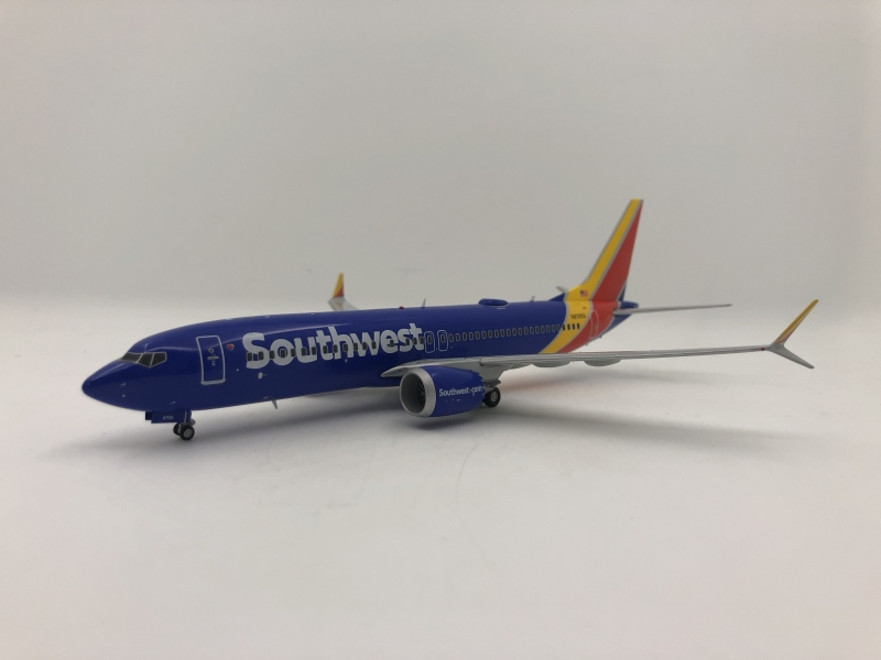 1:200 Southweest Airlines B737 MAX 8