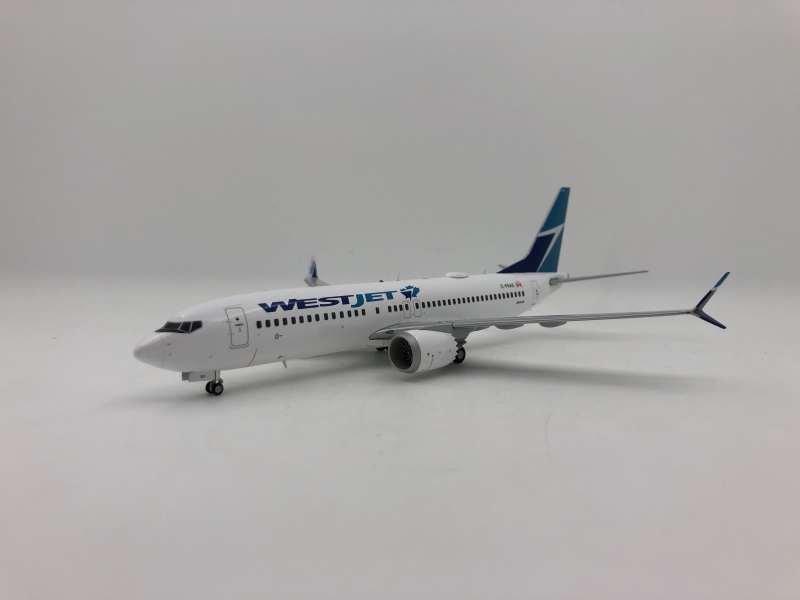 1:200 West jets B737 MAX 8