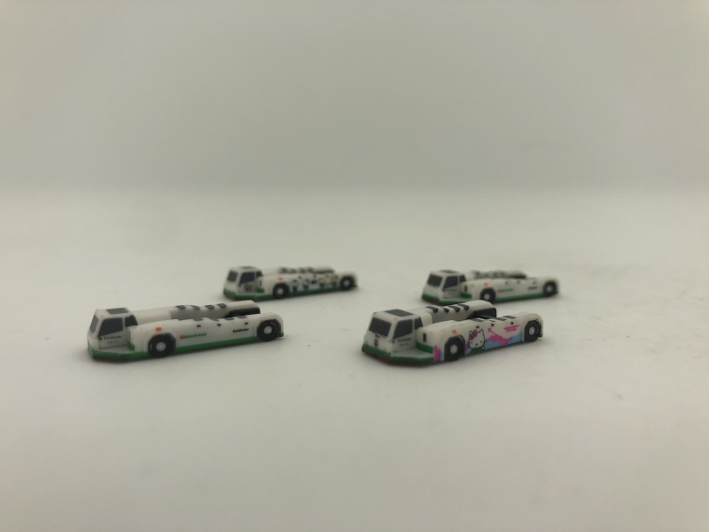 1:400 Airport GSE sets