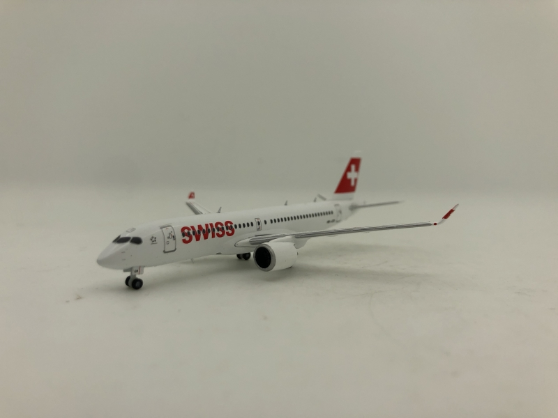 Herpa 1:400 Swiss Internati ...