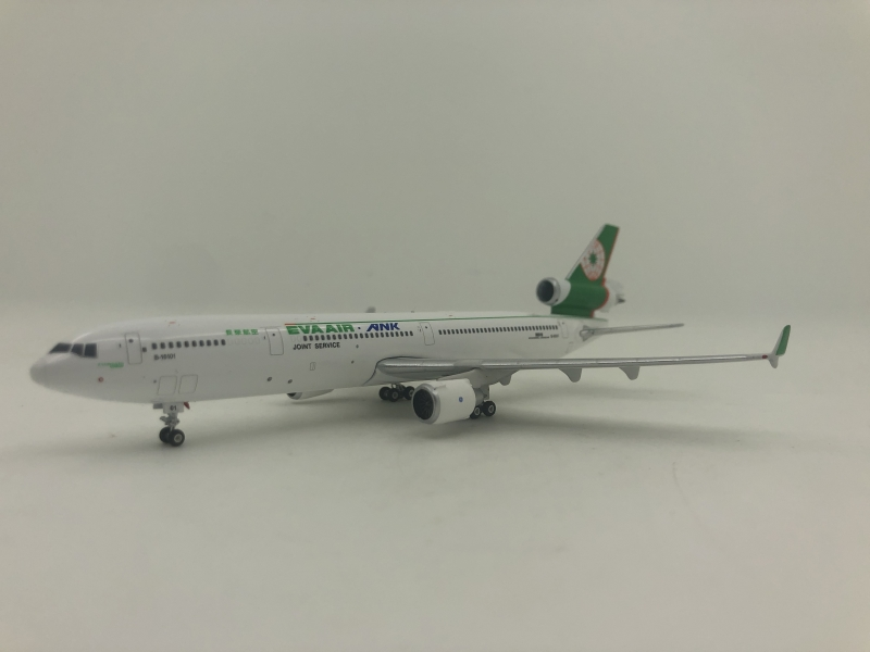 1:400 Eva Air  MD-11