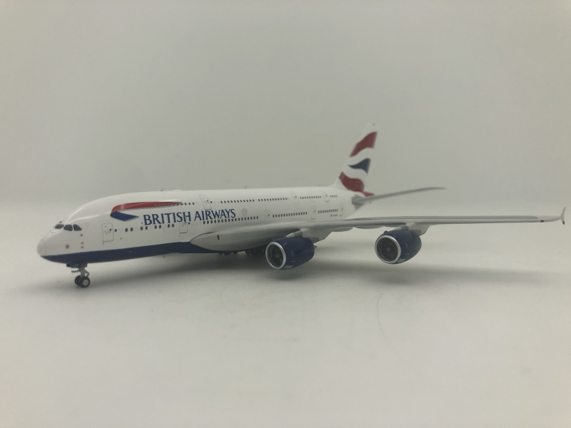 1:400 British Airways A380