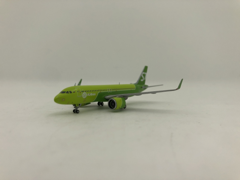 1:400 S7 Airlines A320neo