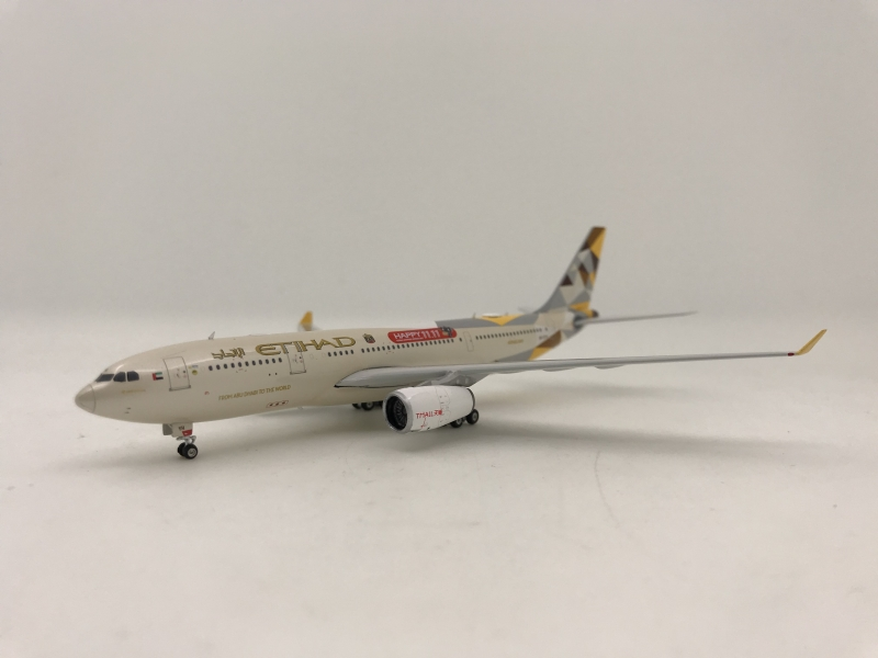 1:400 Etihad Airways A330-2 ...