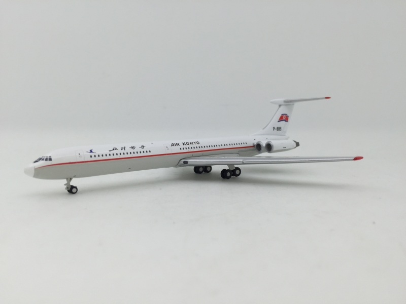 1:400 Air Koryo IL-62M