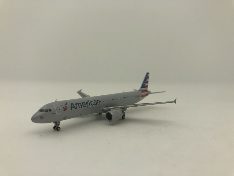 1:400 American Airlines A32 ...