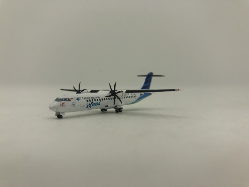 1:400 Garuda Indonesia ATR-72-600 (Explore Lively)