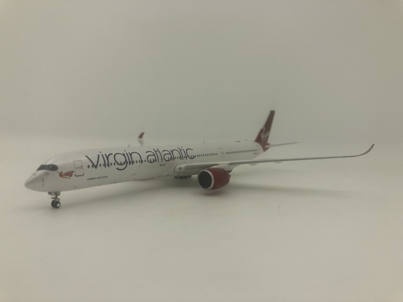 1:400 Virgin Atlantic A350-1000