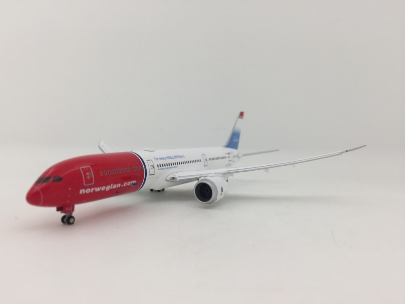 1:400 Norwegian Airlines B787-9