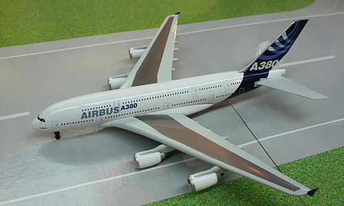 1:400 AirBus A380