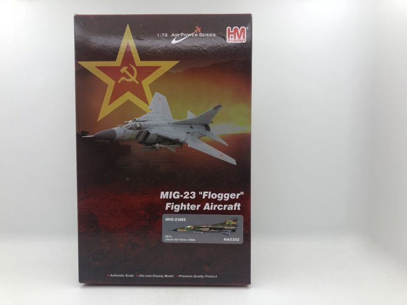 1:72 Libuan Air Force MIG-2 ...