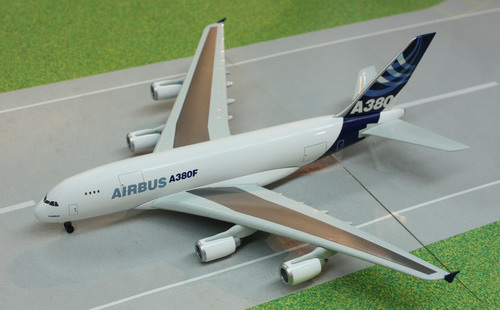 1:400 AirBus A380F