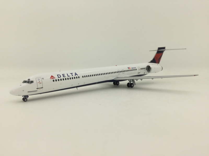 1:200 Delta Airlines MD-90