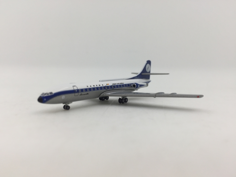 1:500 Sabena Airlines Sud Aviation Caravelle