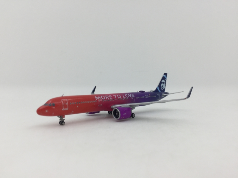 1:400 Alaska Airlines A321neo