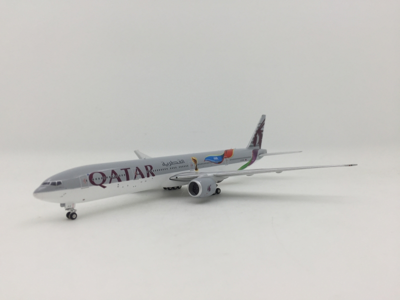 1:400 Qatar Airways B777-300ER