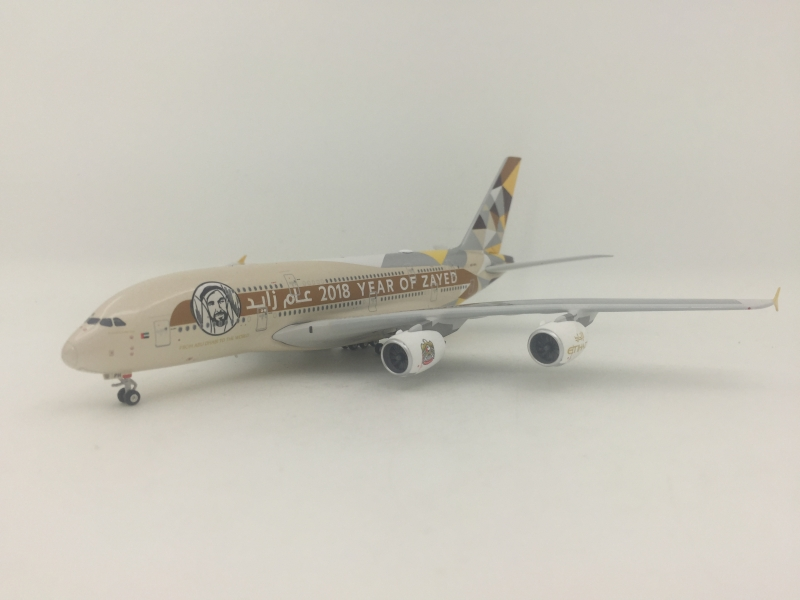 1:400 Etihad Airways A380-8 ...