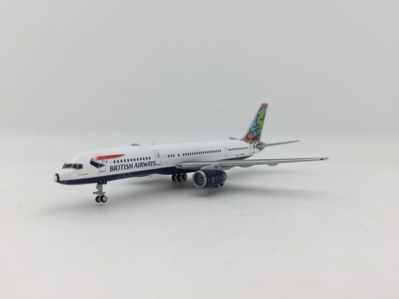 1:400 British Airways B757-200