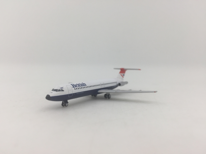 Herpa 1:500 British Airways ...