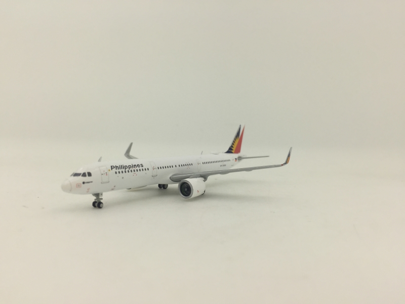 Gemini Jets 1:400 Philippine Airlines A321 Neo