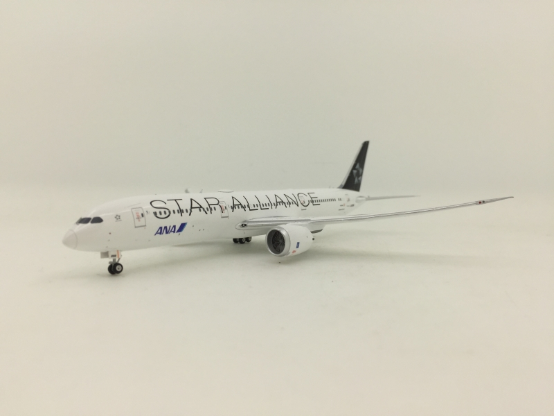 Phoenix 1:400 ANA B787-9 (Star Alliance Lively)