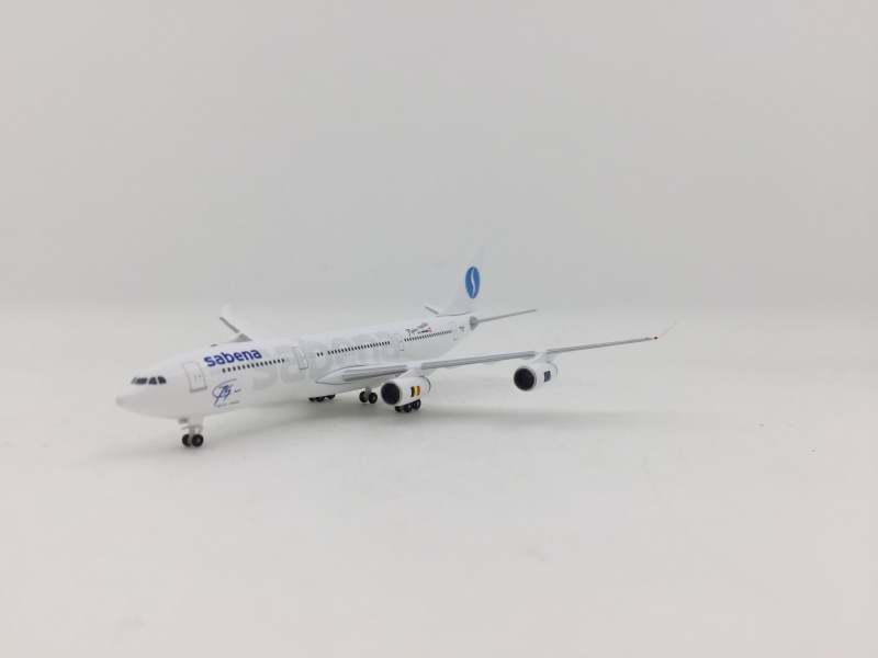 Herpa 1:500 Sabena Airlines A340-200