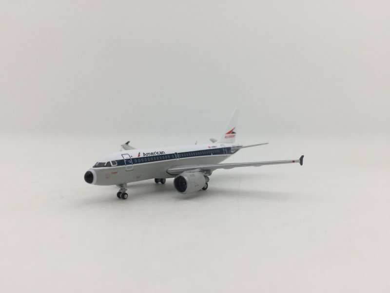 Gemini Jets 1:400 American Airlines A319 (Allegheny Lively)