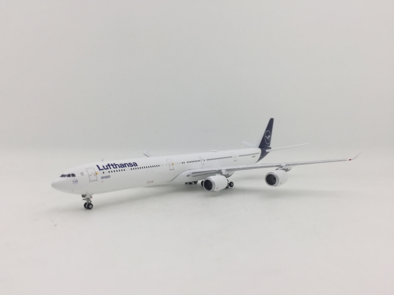 Gemini Jets 1:400 Lufthansa A340-600 (New Lively)