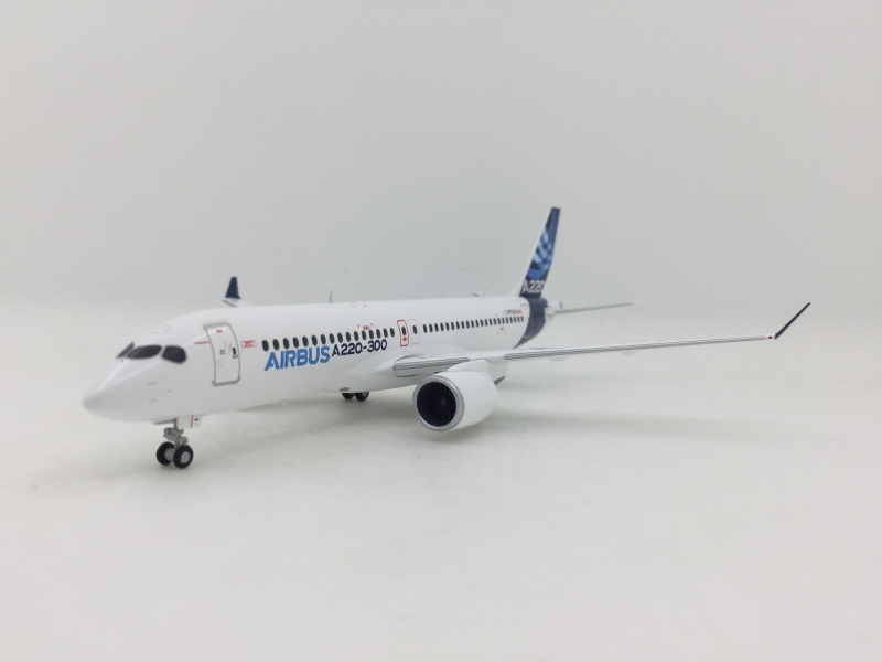 1:200 Airbus A220-300