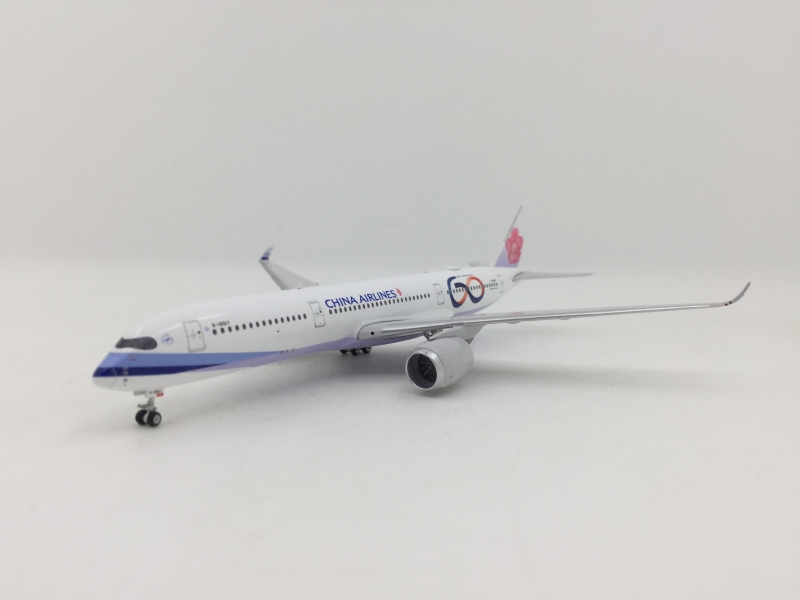 Phoenix 1:400 China Airlines A350-900 (60 Years Anniversary Lively)