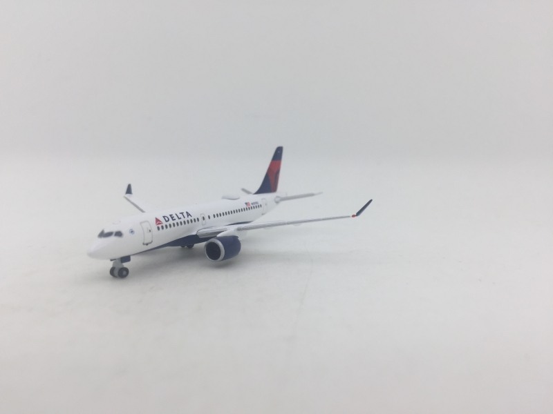 1:500 Delta Airlines A220-100