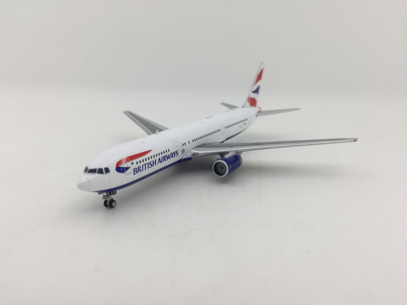 1:400 British Airways B767- ...