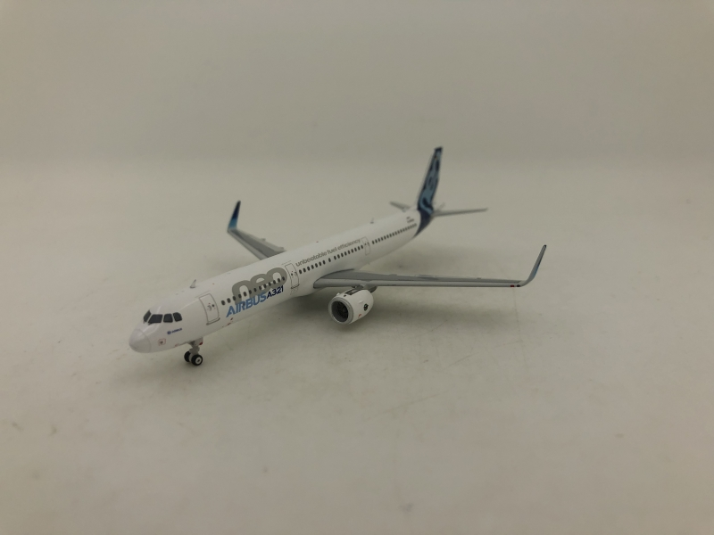 1:400 House colour A321 neo (Airbus House Color Lively)