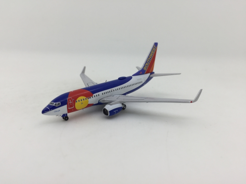 1:400 Southwest Airlines B7 ...