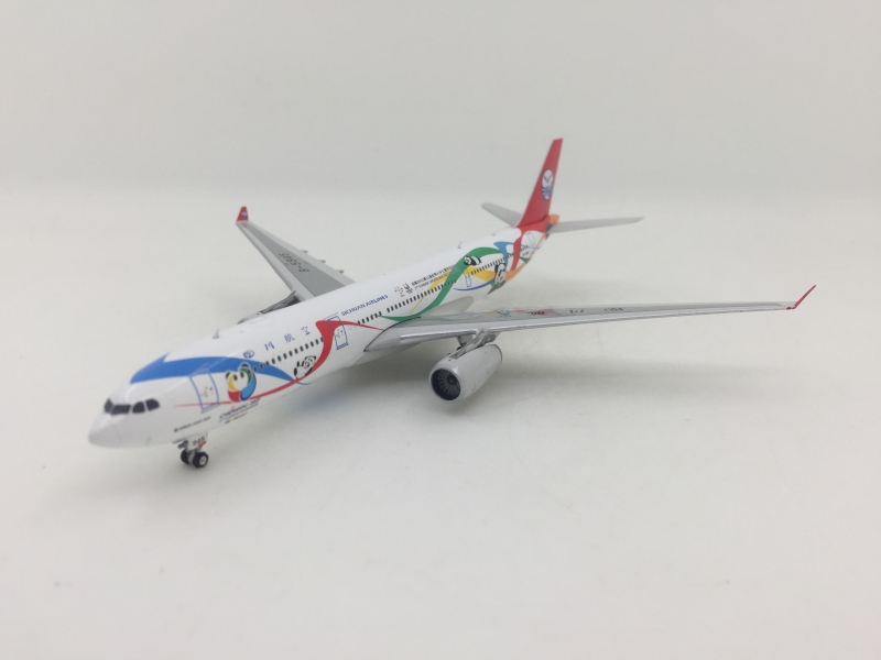 1:400 Sichuan Airlines A330 ...