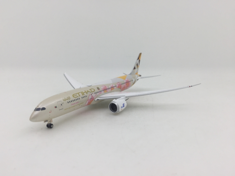 1:400 Etihad Airways B787-9
