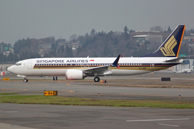 1:400 Singapore Airlines B7 ...