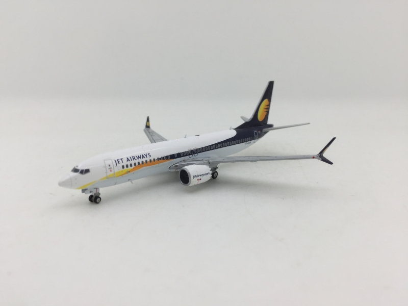 1:400 Jet Airways B737-8max