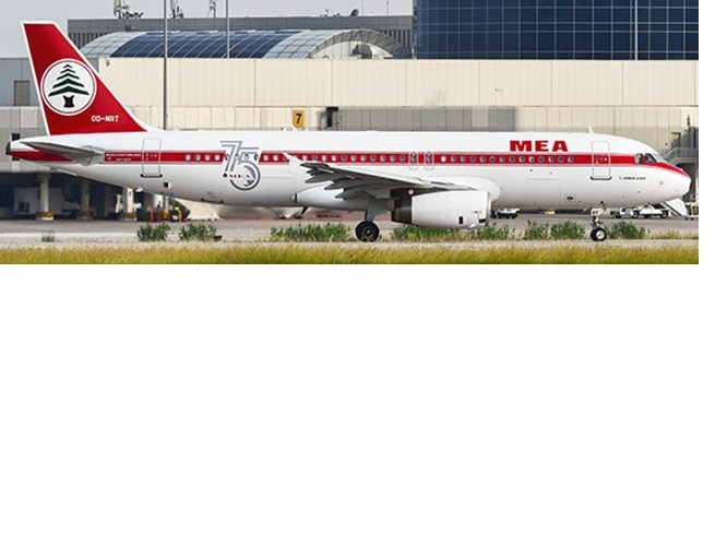 1:400 Middle East Airlines  ...