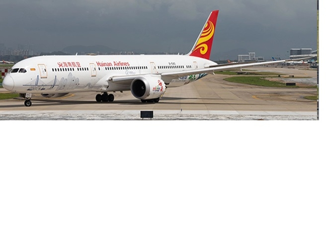 1:400 Hainan Airlines B787- ...