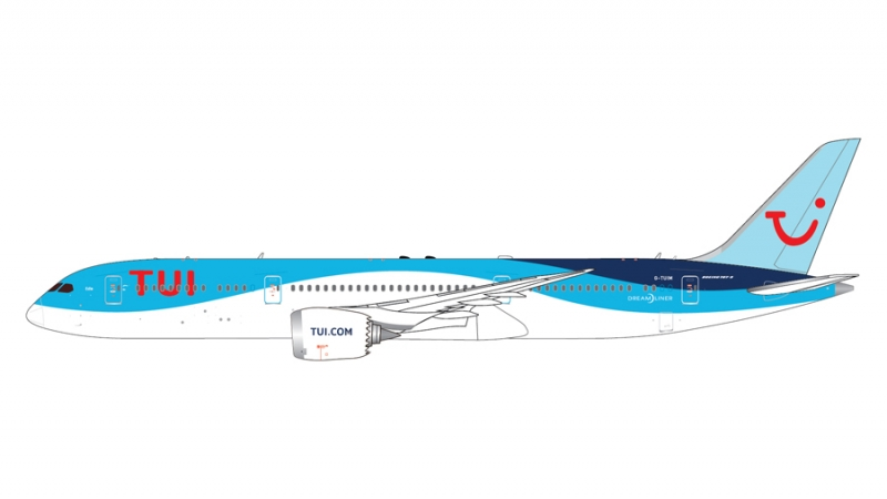 1:400 TUI Airways B787-9