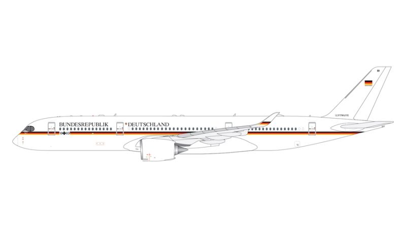 1:400 German Air Force A350 ...