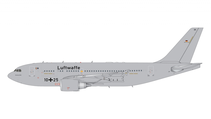 1:200 German Air Force A310 ...